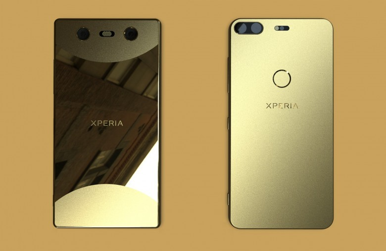 Sony's 2018 Xperia Smartphones May Be Truly Bezel-Less: Leak